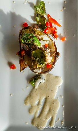 Watertown, MA: Stuffed Baked Potatoes