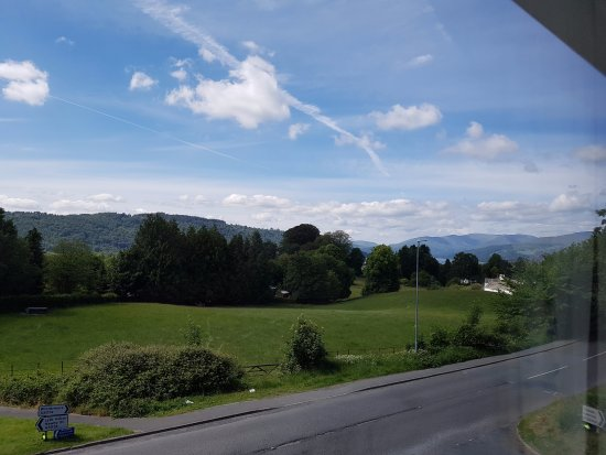 Fair Rigg Guest House: View from Room One