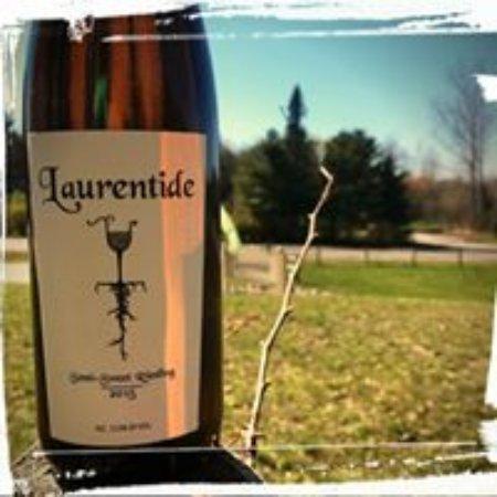 Lake Leelanau, MI: Semi Sweet Riesling, one of a trio of Rieslings we produce at Laurentide