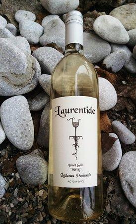 Laurentide Winery : Pinot Gris- Best of Class Winner!