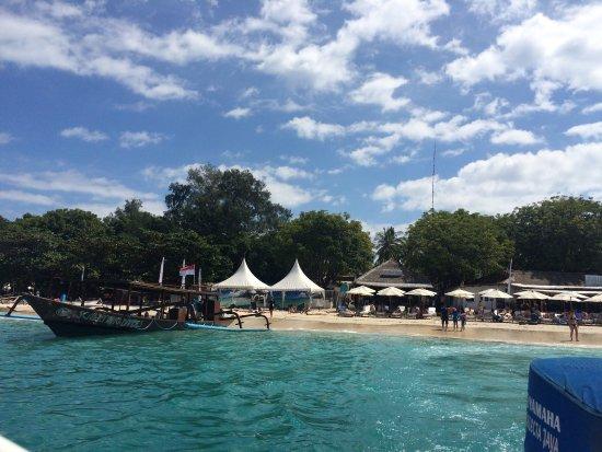 Gili Air, Indonesien: Scallywag Divers