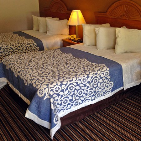 DeRidder, Luizjana: Two Double Beds