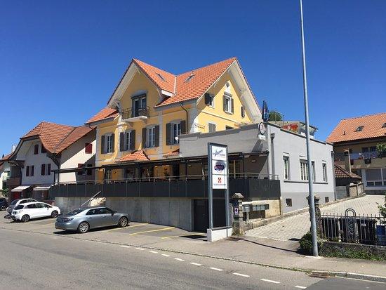 Hotel Jura Kerzers