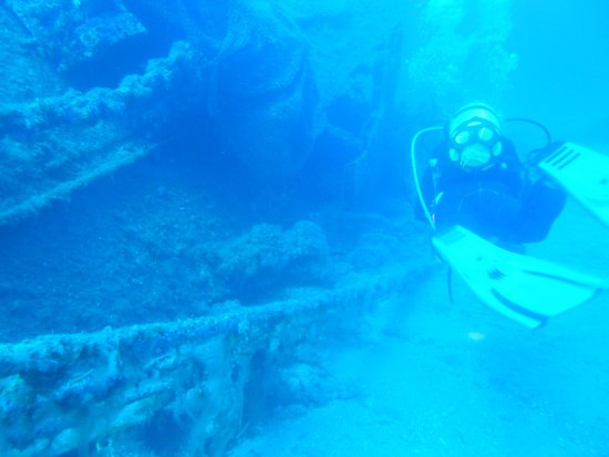 Argonauta Diving Club : Relitto KT12