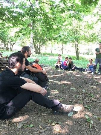 Team Adventure : spiegazione oggetti da portare in emergenza