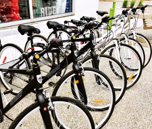 Union Pier, MI: Bike Rentals Available to rent $30 Full Day (24 Hours)