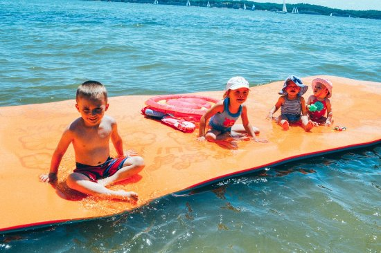 Union Pier, MI: Maui Mats Avaliable to rent Full Day $75
