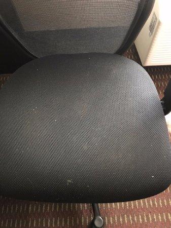 Carrollton, KY: A filthy chair