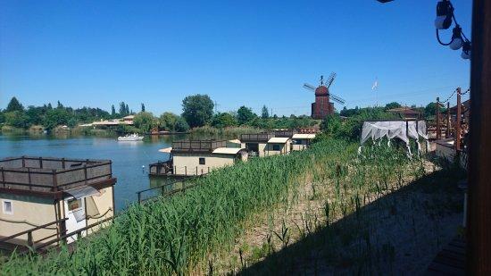 Aken, Germany: Erlebnisdorf Parey