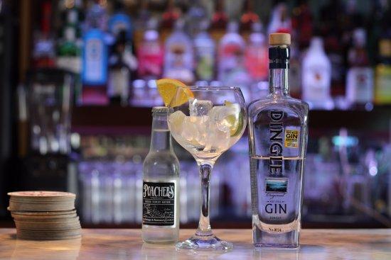 Cloghran, أيرلندا: Dingle Gin & Tonic