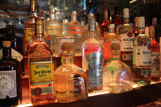 Cloghran, أيرلندا: Our premium spirits