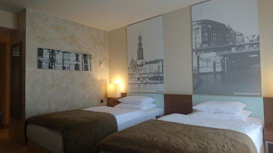 Lindner Hotel Hamburg Check Out