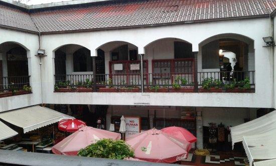 La Recova Municipal Market: Vista desde 2° piso
