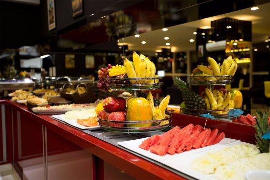 Europe Cafe Restaurant: para começar bem o dia