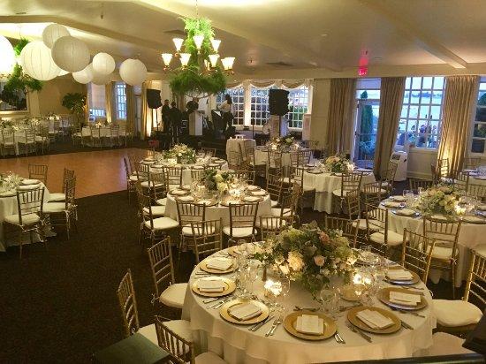 Westport, CT: Spring Wedding - Ballroom