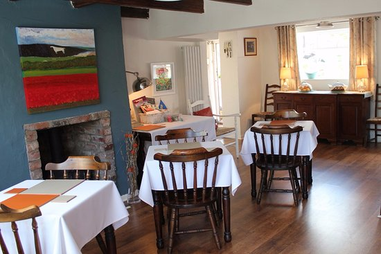 Kilham, UK: Dining room