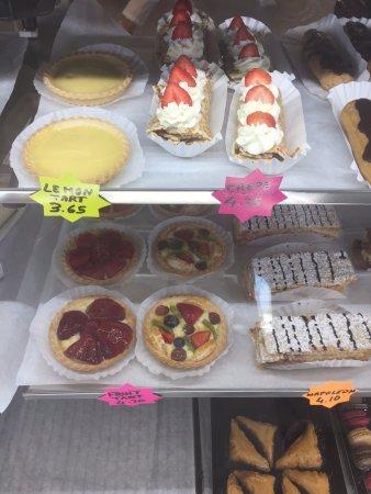 Pahrump, NV: pastries