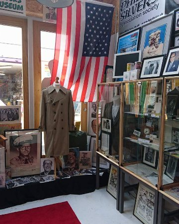 Coventry, UK: Sgt Bilko's Vintage Emporium and The Phil Silvers Archival Museum