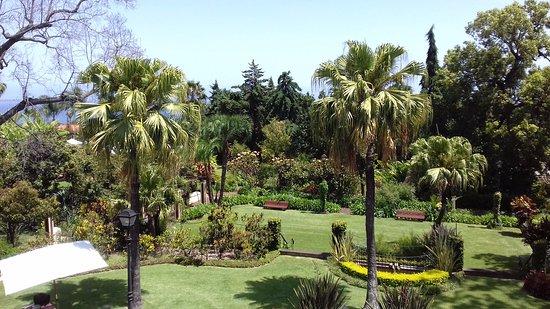 Quinta Jardins do Lago: View from bedroom window