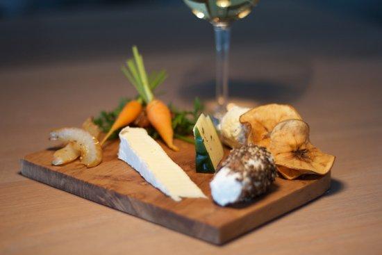 Welgevonden Game Reserve, África do Sul: Cheese Platter