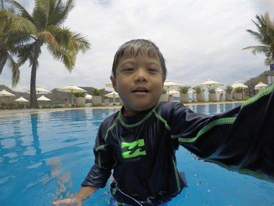 Nasugbu, Filipina: Pool