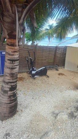 Grand Bourg, Guadeloupe: L'espace sport !