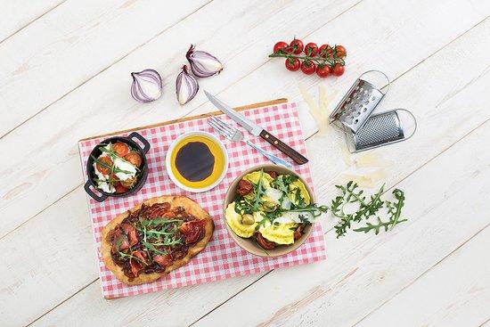 Prestbury, UK: Italian Platter