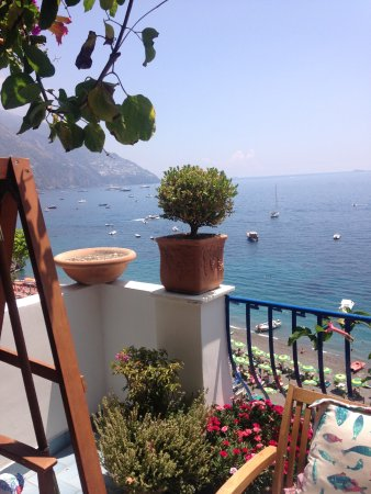 Residence La Dolce Vita: View from balcony