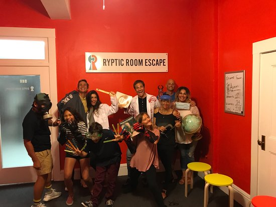 Ryptic Room Escape San Diego All You Need To Know