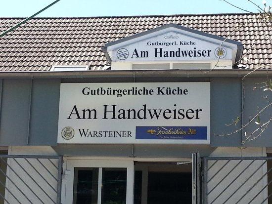 Herten, Γερμανία: Hier gibt's Frankenheim Alt