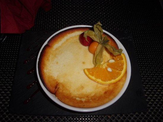 Calacuccia, فرنسا: fiadone mandarine