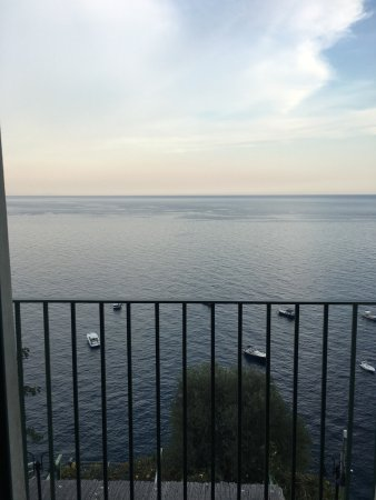 Two nights Amalfi coast staying where you can hear the waves!