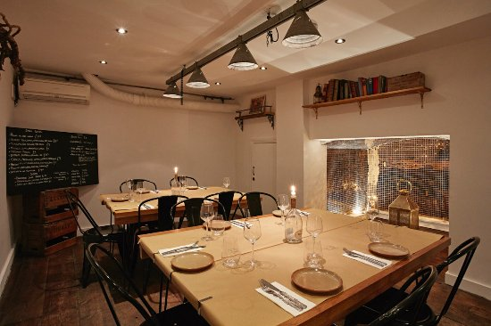 Prawn On The Lawn: POTL London Private Dining Room