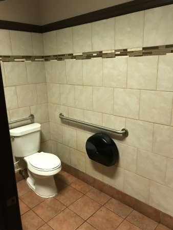 Delaware, OH: Men's stall and toilet