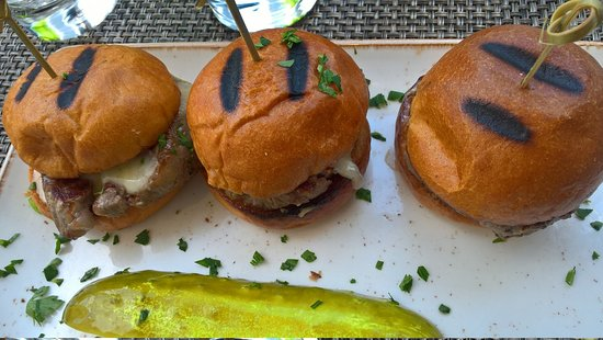 Wollensky's Grill: Sliders