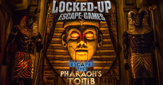 Locked Up Escape Room Cheektowaga