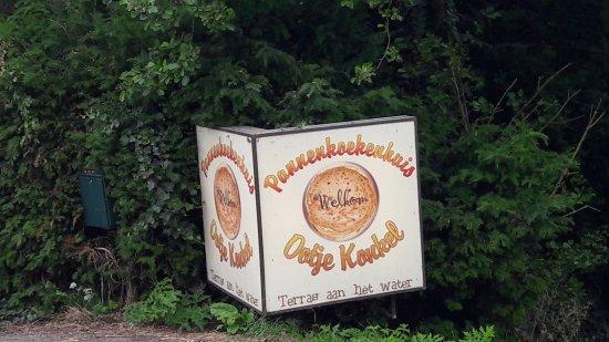 Noord-Scharwoude, Nederland: Pannenkoeken
