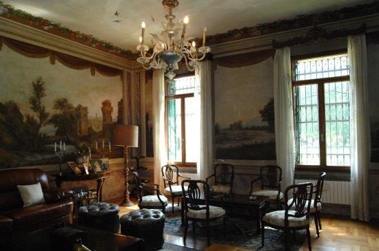 Albignasego, Italy: Sitting room