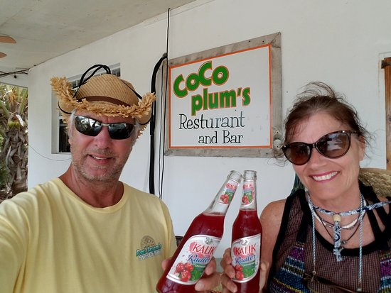 Coco Plums : Coco Plum's for a Kalik