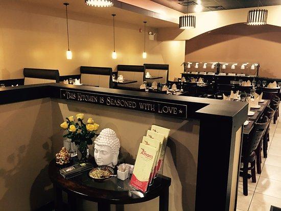 Aman 39 s indian bistro easton restaurantbeoordelingen for Amans indian cuisine