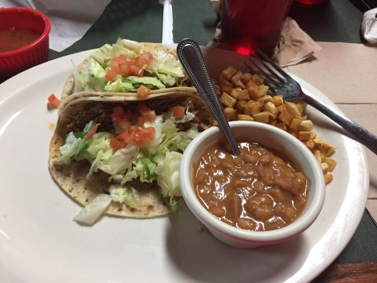 Vega, TX: A great place to eat!