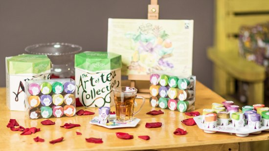 Art of tea Collection - Picture of Mossi Cafe, Willemstad