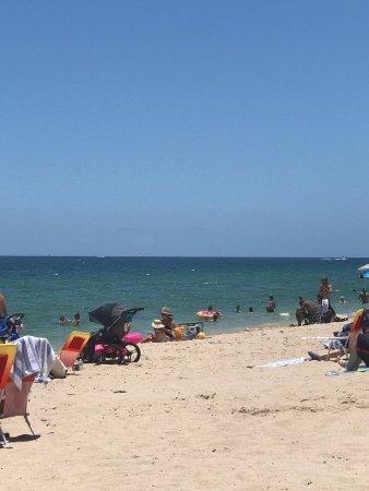 勞德岱爾堡海灘照片