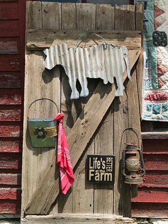 Cashton, WI: Life is truly better on the farm!  Come join us  and experience a day in the country