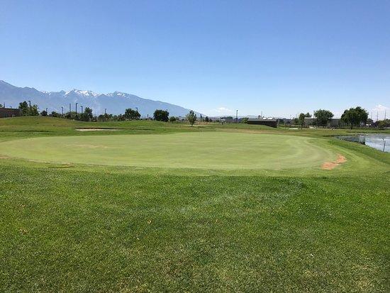 Golf in the Round