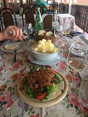 Dugo Selo, Croatia: Tatar po chorwacku