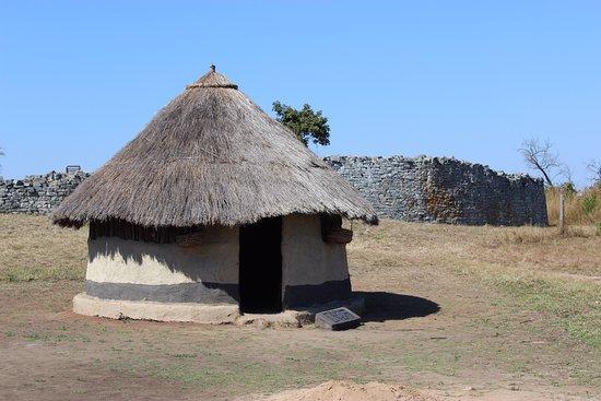 Great Zimbabwe: Shona village