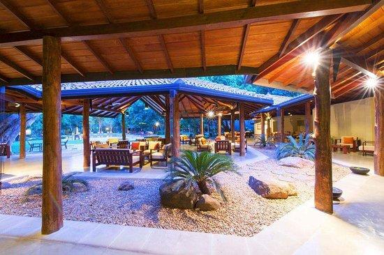Hotel Sigiriya: Lobby Area