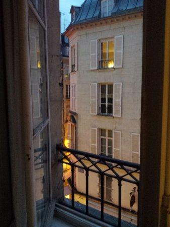 Hôtel La Louisiane : Beautiful view from my bed