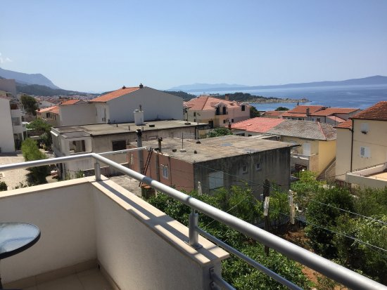 Apartments Fani: Trevlig utsikt